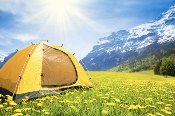 What Are Tents Made Of? 10+ Materials Compared