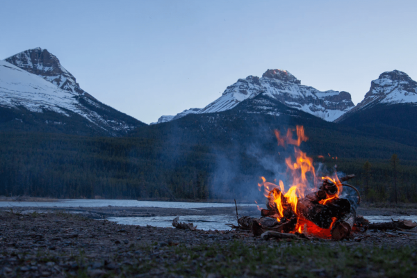 How to Build a Campfire In 11 Steps — It's Simple!