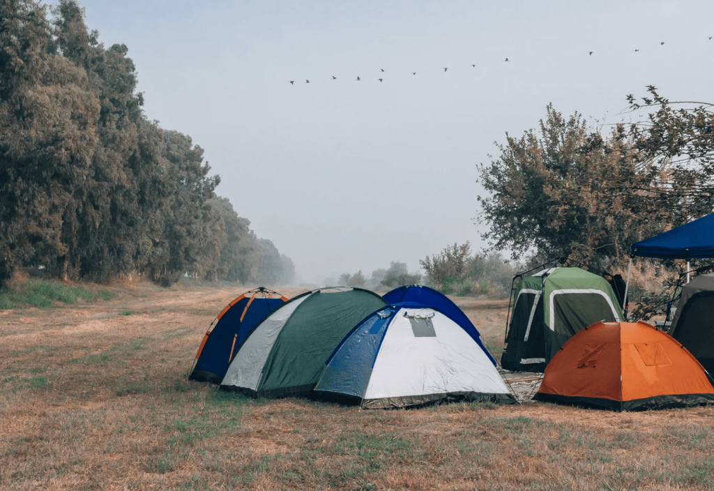 best 4 person tents