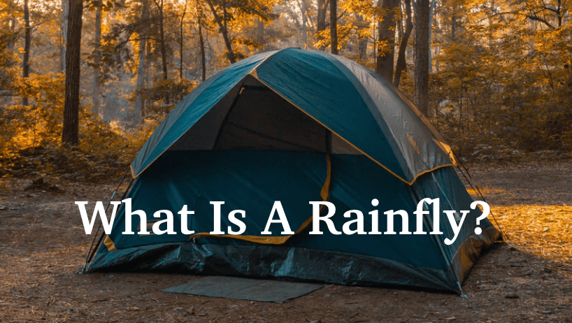 what is a rainfly?