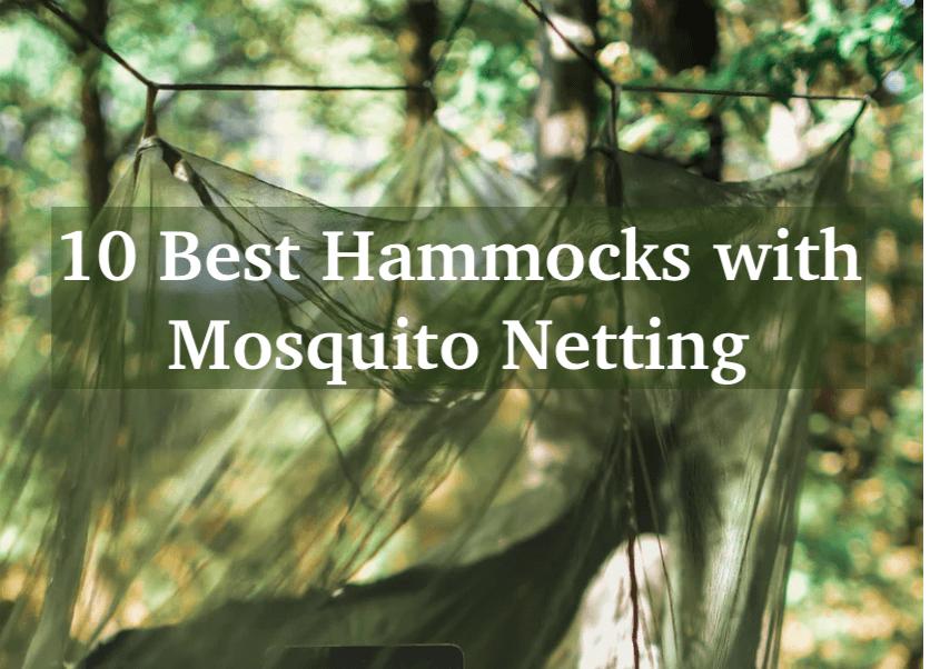 best hammocks with mosquito netting