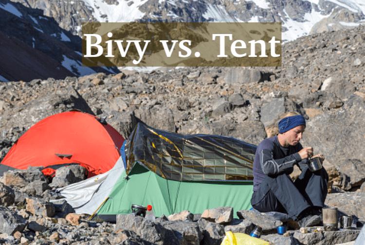 bivy vs tent