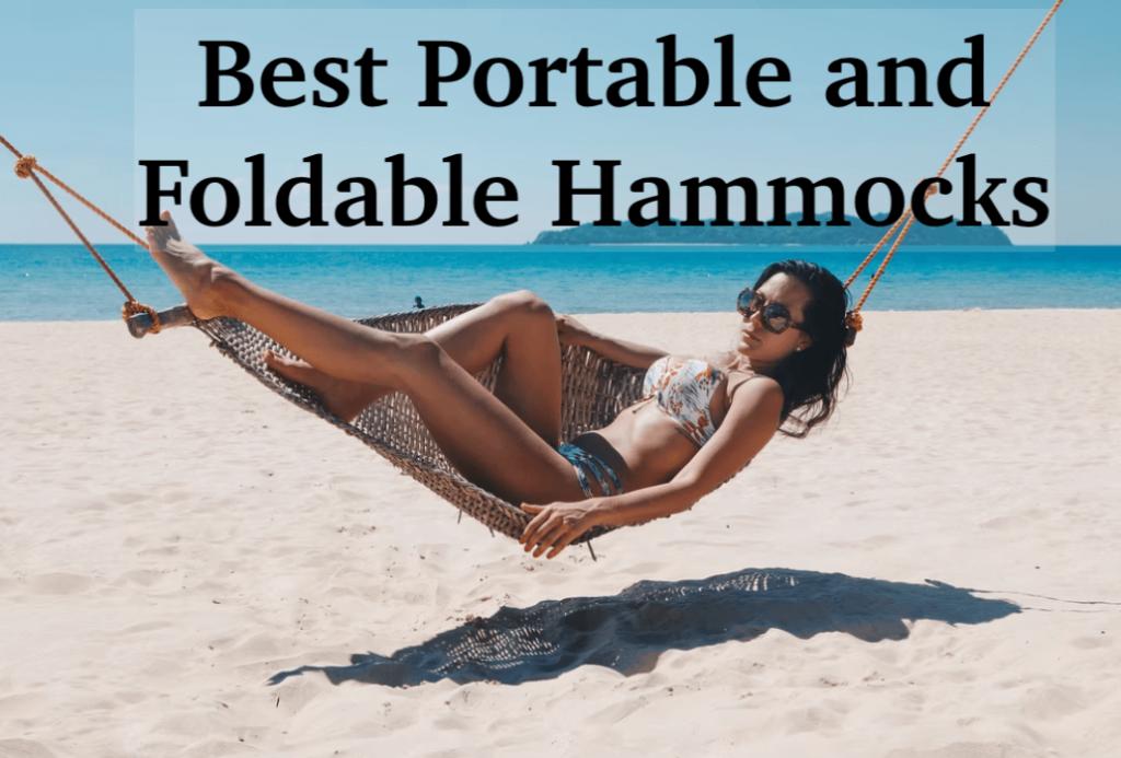 best portable and foldable hammocks